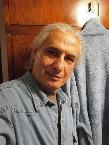Autorretrato. Amílcar Moretti