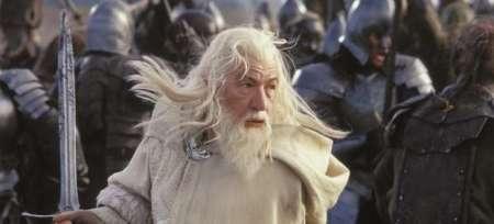 Gandalf lo aplata a Magneto