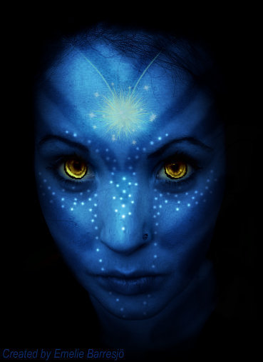 "Na´vi, según ""Avatar"", la película de Cameron."