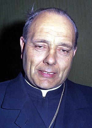 Cardenal Raúl Primatesta