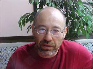 Jorge Zentner, escritor y hombre zen, en marzo en Argentina