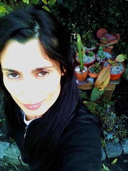 Julia por Julia Moretti. Autorretrato, 2012.