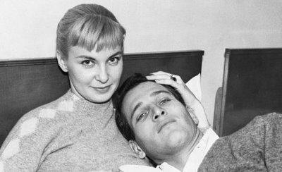 Joanne Woodward y Newman