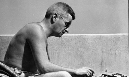 William Faulkner, escribía cómodo, en verano.