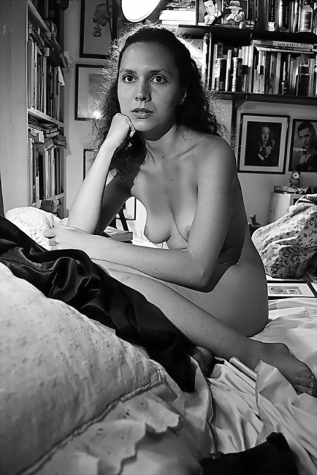 Aurélie. Francesa, especialista en literatura comparada graduada en Francia, apasionada y buena bailarina de tango. Febrero 2013. Argentina.