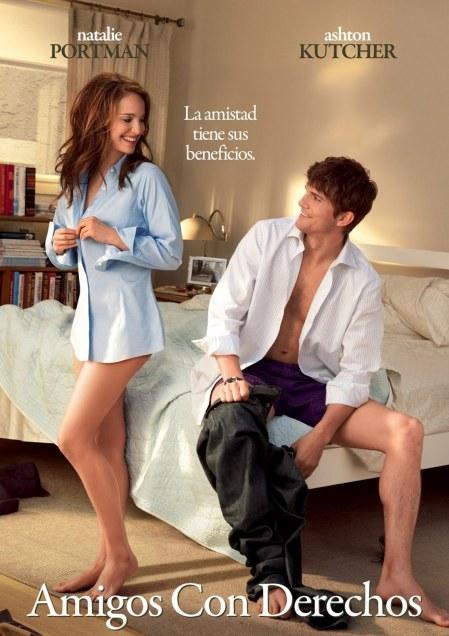 Amistad con sexo: nuevas afectividades. Hoy, Cinecanal a las 23,50.