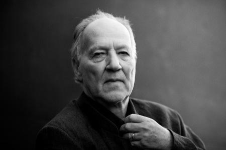 Bil Zelman fotografía Werner Herzog