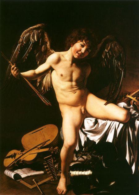 Sí, es un Caravaggio. De los más conocidos.