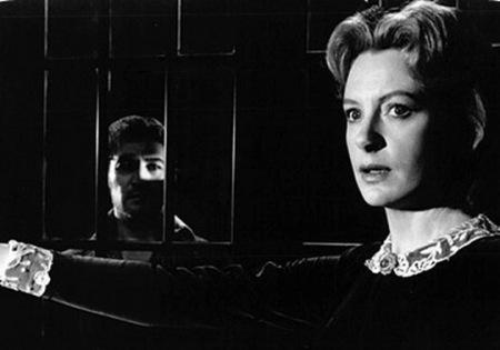 """Debora Kerr en la primera versión de Otra vuelta de tuerca"""" (The innocenst). Dirigida por Jack Clayton, inglés, a mi entender es la mejor después de 50 años."""