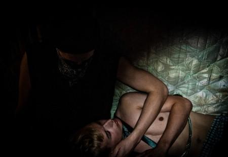 """Imagen de Matt Lambert, de Berlín, sobre una ficticia militancia gay contra el criterio católica de """"Contra Natura"""". Febrero 2013 en Dazed Digital, publicación cultural de Londres."""