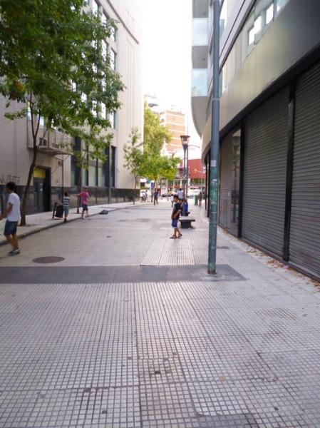 Amílcar Moretti. Pasaje Discépolo. Buenos Aires. Argentina. 24 marzo 2013.