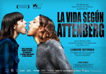 """""""Attenberg"""" o """"La vida según Attenberg"""", el nuevo cine de Grecia."""