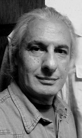 Amílcar Moretti. Autorretrato.