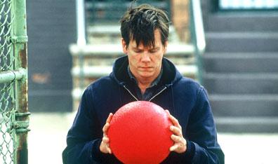 """Kevin Bacon, en """"El hombre del bosque"""""""