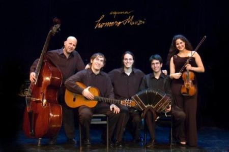 Julián Hermida Quinteto