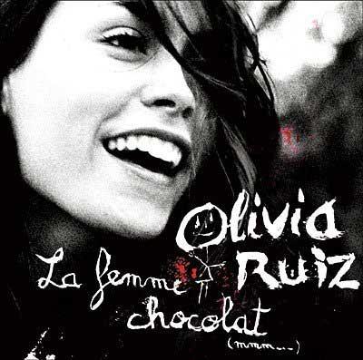 Olivia Ruiz, cancionista francesa nacida en 1980, en Carcassonne.