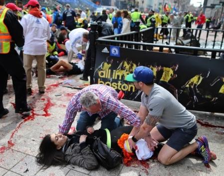 John Tlumacli. The Boston Globe. Getty Images.