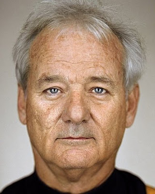 Bill Murray, actor norteamericano (foto de autor no identificado)