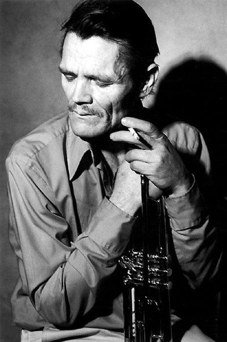 Chet Baker por Bruce Weber