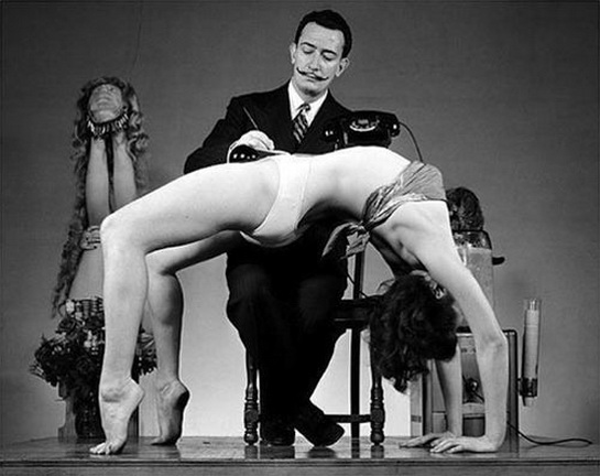 Dalí por Stanley Meisler