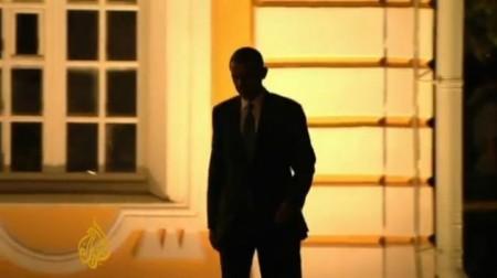 El presidente de Estados Unidos, Barack Obama, en la cumbre del Grupo de los 20 este jueves en San Petersburgo. Crédito: Al Jazeera