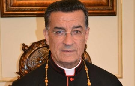Patriarca Maronita de Antioquía, rama cristiana católica con 3  millones y medio de fieles, amenzada de exilio y persecusión por el islamismo formado y solventado  en Estados Unidos.