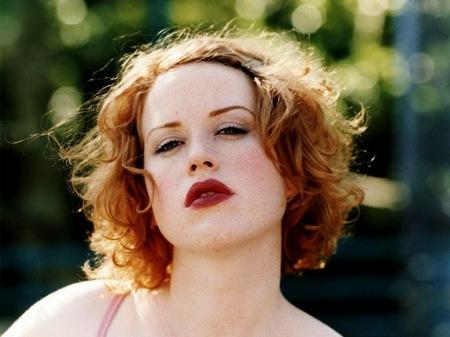 """Molly Ringwald, cuando heroína de """"La chica de rosa"""", de 1986"""